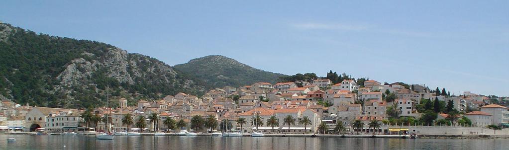 Chorvatsko ostrovy