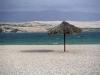ostrov Pag pláže
